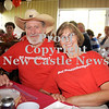 Courtney Caughey-Stambul/NEWS<br /> Albert Lepovsky and his wife, Maryanne, smile for a photo while enjoying the Polish Day festivities.