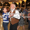 Courtney Caughey-Stambul/NEWS<br /> JoAnn Frederick and Joe Decker polka together at Polish Day on Sunday.