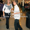 Courtney Caughey-Stambul/NEWS<br /> Nancy Mikos polkas with her son, Brandon, on Sunday at Polish Day.