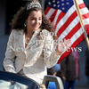 Courtney Caughey-Stambul/NEWS<br /> Neshannock homecoming queen, Katelyn Burrelli, waves to parade-goers.