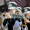 Courtney Caughey-Stambul/NEWS<br /> Students in the Laurel Spartan Marching Band perform.