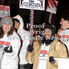 Courtney Caughey-Stambul/NEWS<br /> Members of New Visions for Lawrence County walk in last night's parade.