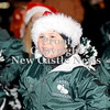 Courtney Caughey-Stambul/NEWS<br /> The Laurel Spartan midget cheerleaders march in last night's parade.