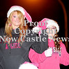 Courtney Caughey-Stambul/NEWS<br /> Students of the New Castle School of Beauty Culture dance aboard their float.