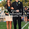 Courtney Caughey-Stambul/NEWS<br /> Laurel's Kali Jones is escorted by Kyle Mitcheltree.