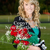 Scott R. Galvin / NEWS<br /> Mohawk High School homecoming queen Paige Crist.