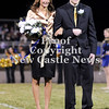 Courtney Caughey-Stambul/NEWS<br /> Shenango's Mariah Mascetta escorted by Tristan Hileman.