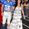 Courtney Caughey-Stambul/NEWS<br /> Union's Allyson Conrad escorted by John Hilke.