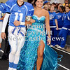 Courtney Caughey-Stambul/NEWS<br /> Union's Kaylee Lemmon escorted by Joe Salmen.