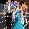 Courtney Caughey-Stambul/NEWS<br /> Union's Kelly Jaworski escorted by Seth Baker.