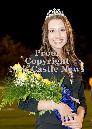 Scott R. Galvin / NEWS<br /> Wilmington Area High School homecoming queen Macy Soltis.