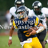 Scott R. Galvin / NEWS<br /> <br /> Shenango's Tyler Welsh returns the kickoff for a touchdown in the first quarter against Sto-Rox on Saturday.