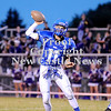 Courtney Caughey-Stambul/NEWS<br /> Union quarterback Joe Salmen throws the football last night against Western Beaver.