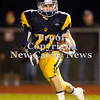 Scott R. Galvin / NEWS<br /> <br /> Shenango kick returner Tyler Root returns the ball against Neshannock in the second quarter on Saturday.