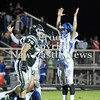 Courtney Caughey-Stambul/NEWS<br /> Union's Joe Salmen makes a 36-yard field goal at the end of the first half.