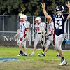 Courtney Caughey-Stambul/NEWS<br /> Neshannock's Gianni Oliva, left, John Conglose, center, and Ralph Dovidio react to last night's loss as Rochester's Mike Bittenbender celebrates.