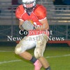 Erica Galvin/NEWS<br /> Vince Minichino catches a pass and runs it in for a touchdown in the fourth quarter.