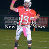 Erica Galvin/NEWS<br /> Mohawk quarterback Gio Menichino throws a pass to a teammate in the fourth quarter.