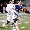 Courtney Caughey-Stambul/NEWS<br /> Zack Scott advances the ball for Neshannock.