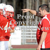 Courtney Caughey-Stambul/NEWS<br /> Neshannock assistant coach Ron DePorzio talks with his players in practice on Monday.