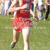 Erica Galvin/NEWS<br /> Neshannock runner Robbie Kroner sprints to the finish line.