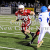 Courtney Caughey-Stambul/NEWS<br /> Neshannock's Alex Welker runs the football against Union.