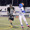 Courtney Caughey-Stambul/NEWS<br /> Union quarterback Joe Salmen throws the football under pressure from Sto Rox players.