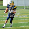 Courtney Caughey-Stambul/NEWS<br /> Wilmington senior Alex Patton runs the football on Saturday against Fairview.