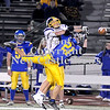 Courtney Caughey-Stambul/NEWS<br /> Greenville's Devin Sulick breaks up a pass intended for Wilmington's Alex Patton.
