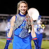 Courtney Caughey-Stambul/NEWS<br /> Union band members wear pink ribbons to promote breast cancer awareness.