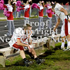 Scott R. Galvin / NEWS<br /> Neshannock's Dan Welker sits on the bench during the fourth quarter against Riverside during the junior high football championship match at Riverside on Thursday.  RIverside won 59-6 and went undefeated for the season.