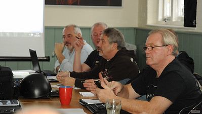 2013 Ride Planing Meeting, 17 Nov 2012