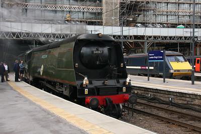 23rd June 2012 North Norfolk Railway