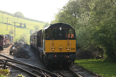 24th - 26th May 2012 Keighley & Worth Valley Diesel Gala