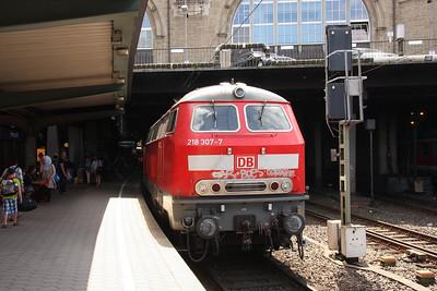 27th - 30th May 2012 Hamburg and Northern Germany