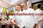"NEW YORK - JUNE 4: Daniel Boulud, Eric Ripert attend 27th Annual Chefs' Tribute to Citymeals ""Knives! Camera! Action! Star Chefs Salute the Silver Screen for the Benefit of Citymeals-on-Wheels"" on on Monday, June 4, 2012 at Rockefeller Center, New York City, NY (Photos ©2012 ManhattanSociety.com by Christopher London)"
