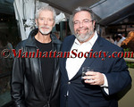 "NEW YORK - JUNE 4: Stephen Lang, Drew Nieporent attend 27th Annual Chefs' Tribute to Citymeals ""Knives! Camera! Action! Star Chefs Salute the Silver Screen for the Benefit of Citymeals-on-Wheels"" on on Monday, June 4, 2012 at Rockefeller Center, New York City, NY (Photos ©2012 ManhattanSociety.com by Christopher London)"