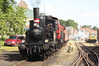 28th June - 1st July 2012 Northern Germany, Sylt and Steam