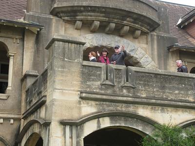 29/9/12 Visit to Iandra Castle