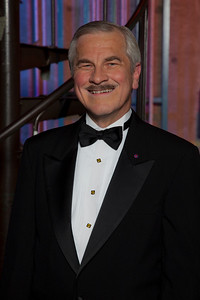 Alumni Award of Merit honoree, Harve D. Hnatiuk, EE'74.
