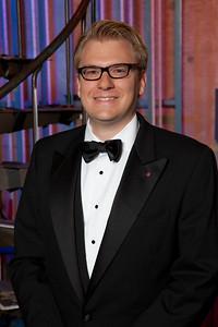 Young Alumni Award honoree, Brett Edward Weinheimer, W'00.