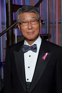 Alumni Award of Merit honoree, James Joo-Jin Kim, W'59, G'61, Gr'63.