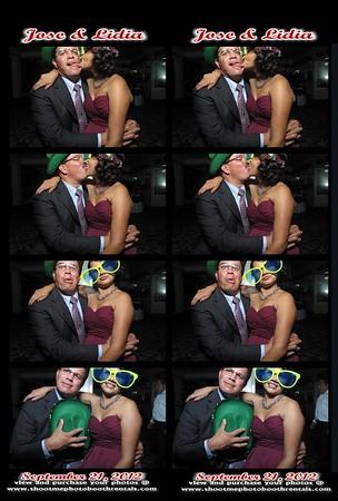 9-21-2012 Jose & Lidia