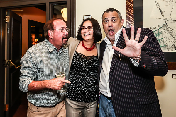 @Kred Tweet Up Leaders Summit After Party 2012