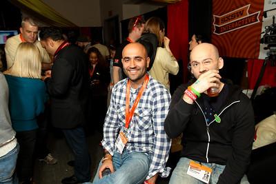 #SXSW Circus Mashimus with @Mashery