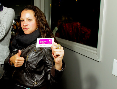 @Women20 FounderFriday 03-02-2012