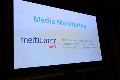 #MeltwaterVip at PressClub