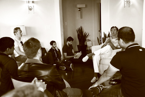 A Fireside Chat With Boris, Founder The Next Web @theVillaSFO with @HermioneWay