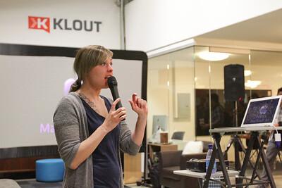 AngelHack / Google Places @Klout Pre-Hackathon Networking Event