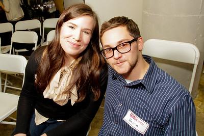 Girls in Tech Present a Fireside Chat: Ben Parr /Leah Busque